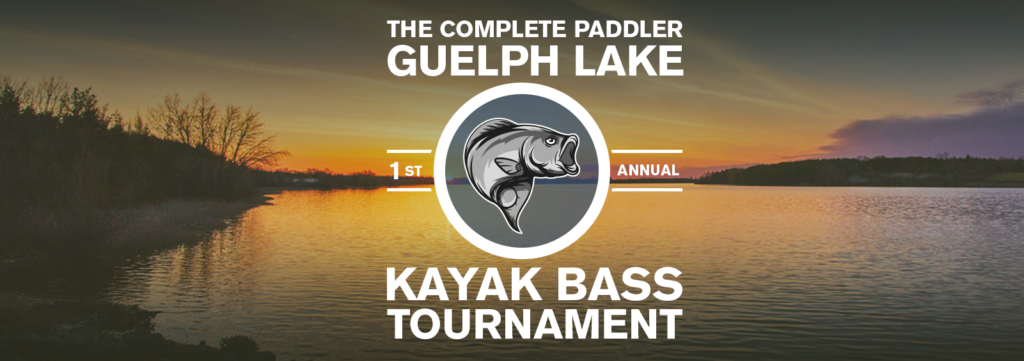 Guelph Lake Kayak Bass Tournament