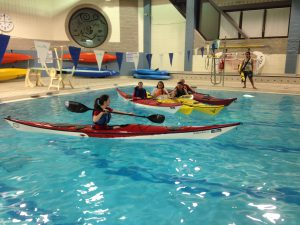 Pool Rescue class