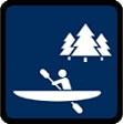 canoe & kayak tours icon