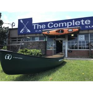 Northern Canoe Prospector 14 Kevlar Fusion Camo | The Complete Paddler